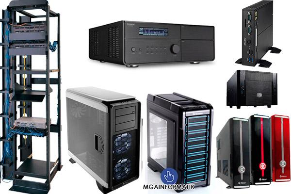Gabinetes de computadoras, case para armar una pc